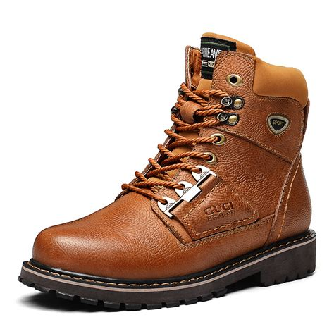 mens winter work boots 2014 new autumn fashion s winter work boots