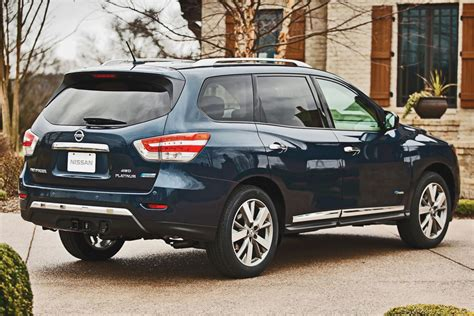 nissan pathfinder platinum black nissan pathfinder hybrid autos post