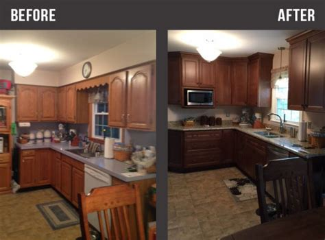 Jd Kitchens by Small Kitchen Renovation J D Kitchens Hagerstown Md