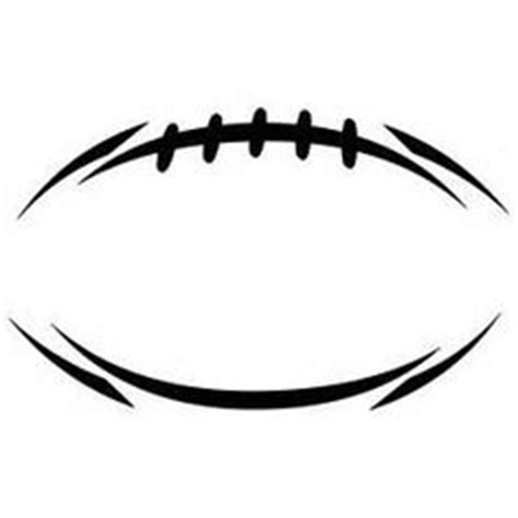football outline template 1000 images about football logo on football