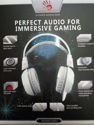 Diskon Bloody Gaming Headset G300 g300 bloody gaming headset a4tech kz