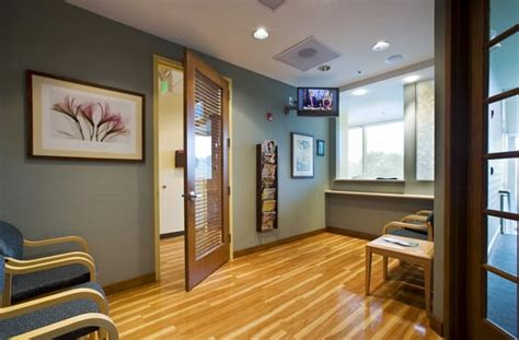 columbia office waiting room serene colors and calming sounds welcome you to our office