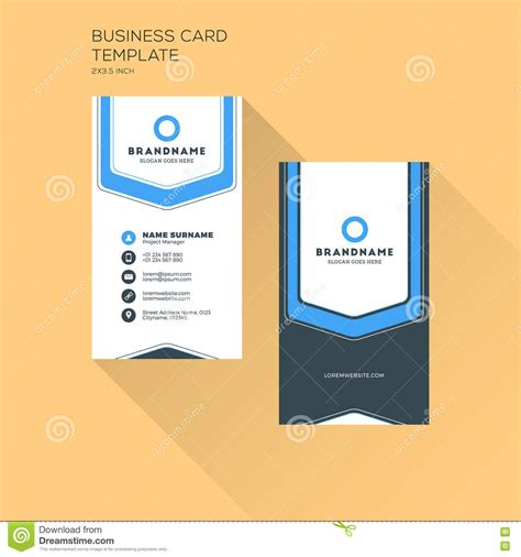 template for vertical business cards vertical business card print template personal business