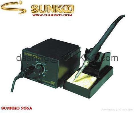 Solder Station 936a Solder Temperatur 936a Original antistatic thermostat soldering station 936a sunkko