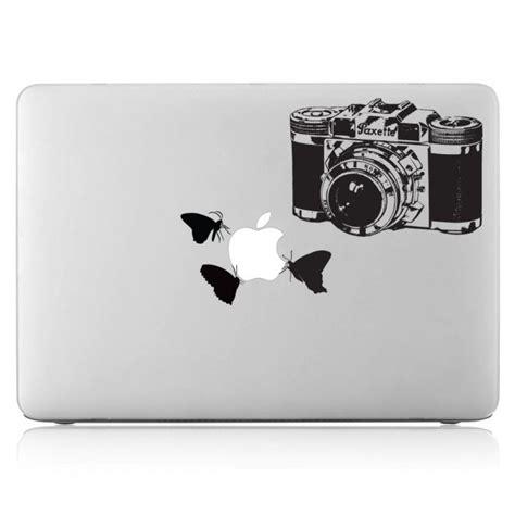 Vinyl Aufkleber Macbook by Vintage Laptop Macbook Vinyl Decal Sticker