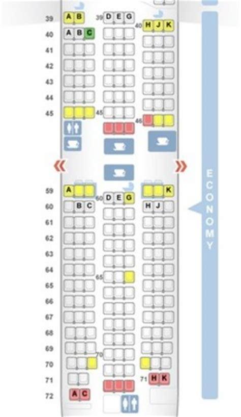 77w seat map 777 300er best seat flyertalk forums