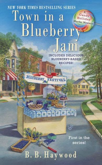 Blueberry Jam Keysha Series town in a blueberry jam holliday series 1 by b b haywood nook book ebook barnes
