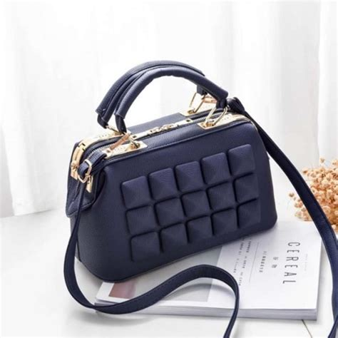 Tas Fashion Import Bds21772 Blue jual b8866 blue tas fashion import modis grosirimpor