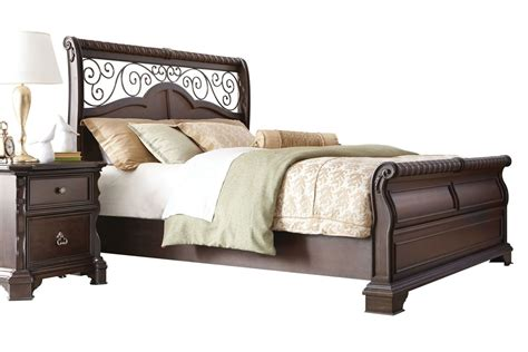 5 piece bedroom set king elvira 5 piece king bedroom set at gardner white