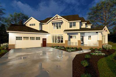 plan 62668dj modern farmhouse with angled 3 car garage angled farmhouse house plan 62677dj architectural