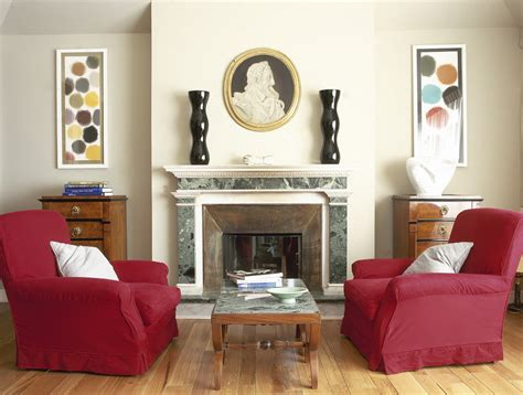 livingroom or living room beige red eclectic living room living room design ideas