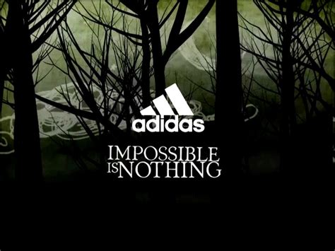 Adids God Safety adidas slogan impossible is nothing quotes