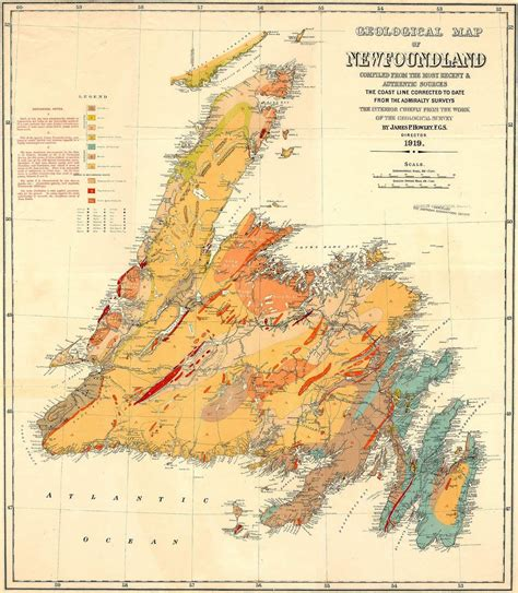 newfoundland map map of canada regional city in the wolrd newfoundland map regional political province