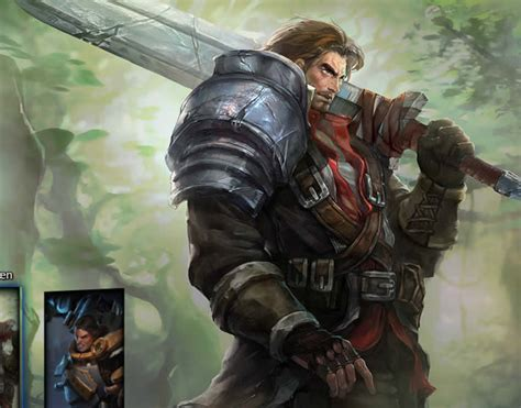 Rugged Garen by League Of Legends Skins Database Page 2