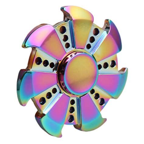 Fidget Spinner Rainbow 26 fidget spinner rainbow spinner edc adhd