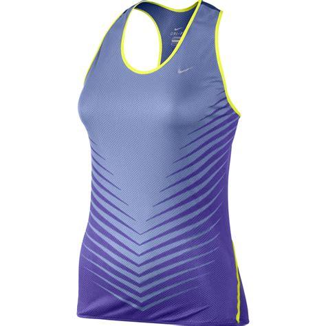 Singlet Nike wiggle nike race day singlet sp12 running singlets