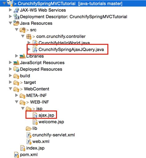 ajax tutorial 03 json java servlet how to use ajax and jquery in web mvc jsp
