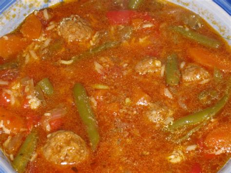 slow cooker easy spicy sausage soup recipe food com