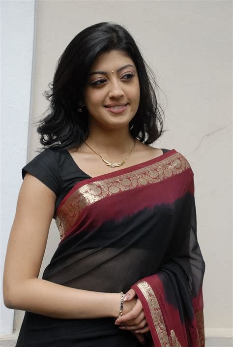 Pranitha Latest Cute Saree Photo Shoot Stills | South Actress Actress