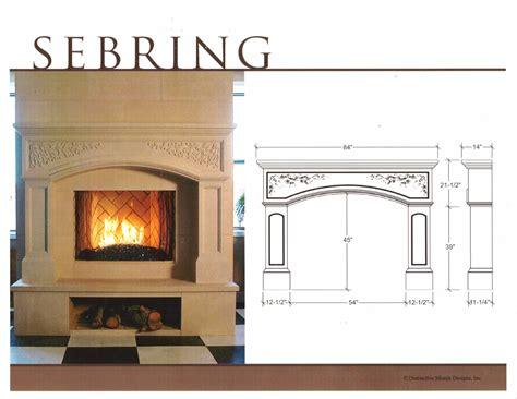 cast fireplace mantels in san francisco bay area ca