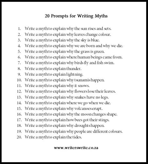 A Written Challenge by Pbwriting This Idea For Writing Prompts