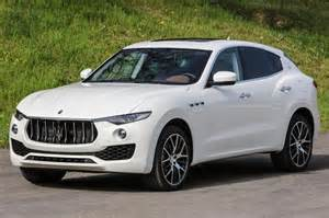 Maserati Levante Suv Maserati Levante Suv Review Pictures Auto Express