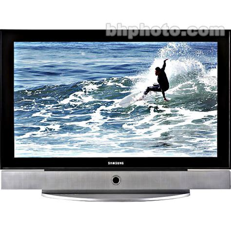 reset samsung plasma tv samsung hpr4252 42 quot high definition plasma tv hpr4252 b h