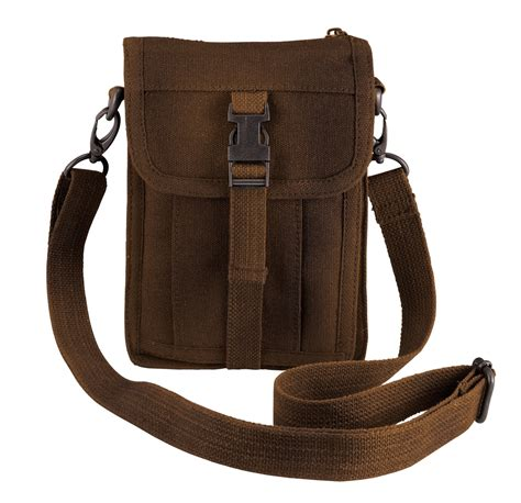 Be D Kan Kan Portfolio Shoulder Bag by Rothco Venturer Travel Canvas Portfolio Bag With Shoulder