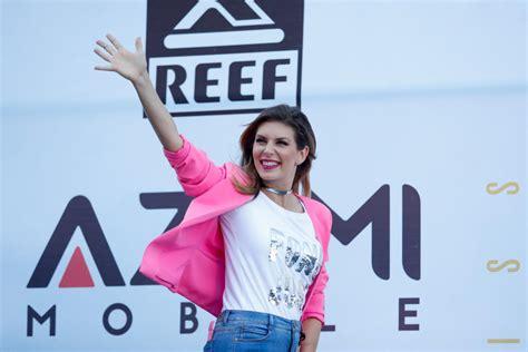 foto sedere piu bello miss reef 2017 trionfa bel 233 n cabezas suo il sedere pi 249