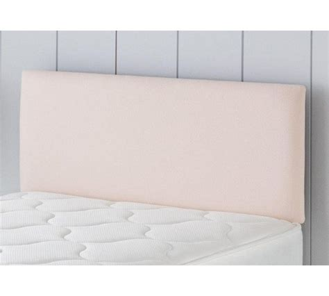 argos headboard buy airsprung hollis single headboard cream at argos co