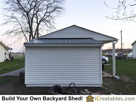 Lean To Attached To Garage by Pictures Of Lean To Sheds Photos Of Lean To Shed Plans