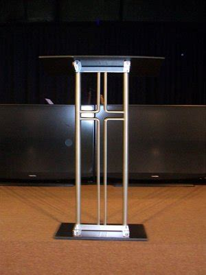 metal pulpits for church