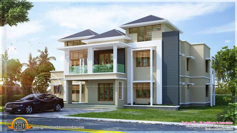 awesome house designs awesome house plan kerala home design and floor plans