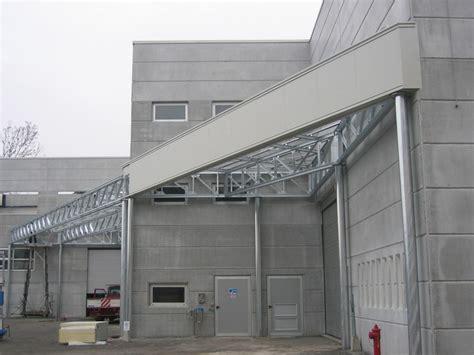 tettoie in ferro zincato best realizziamo tettoie con struttura in ferro zincato a