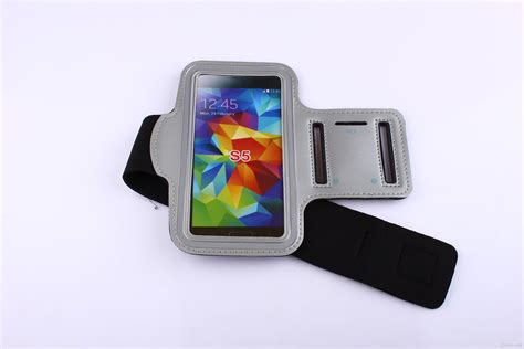 Galaxy X Armband Sportycase For Iphone 5 Sg Blue waterproof sport running armband pouch cover for apple iphone 6 6s plus 5s samsung