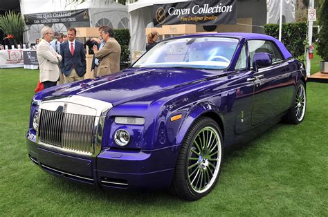 purple rolls royce rolls royce once again proves its bespoke department knows