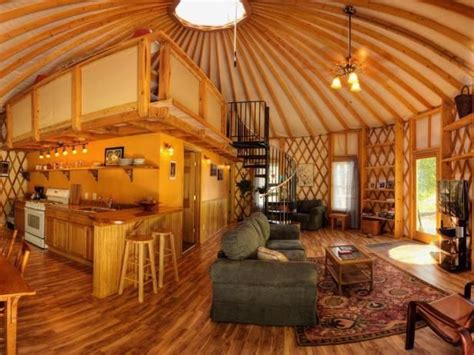 yurt house yurt enthusiasts favor the design of these tent like homes