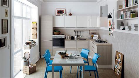 arredare cucine piccole idee per arredare cucine piccole con scavolini