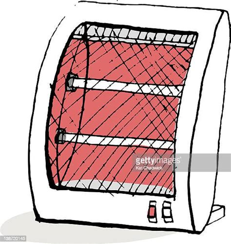 worlds  electric heater stock illustrations getty