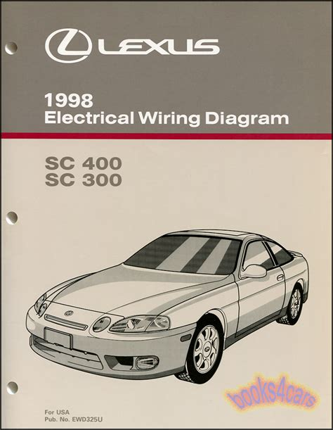manual repair autos 1998 lexus sc electronic toll collection service manual 1998 lexus sc manual transmission schematic repair guides automatic