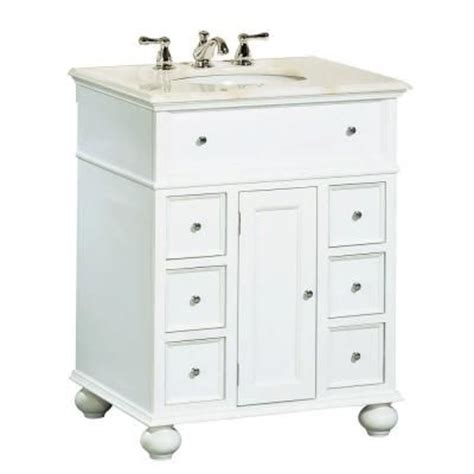 Home Decorators Bathroom Vanities by Home Decorators Collection Hampton Bay 28 In W X 22 In D