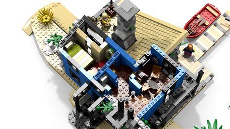 lego beach house lego ideas beach house