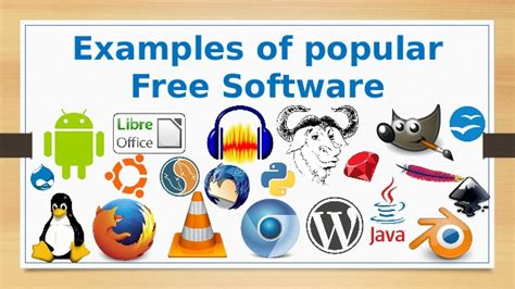 fre software what is the free software and its importance in technology