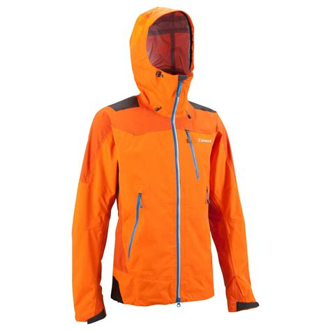 Jacket Orange mountaineering jacket orange simond