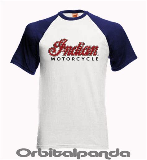 Shirts India Baseball T Shirt Ss With Indian Motorcycle Logo