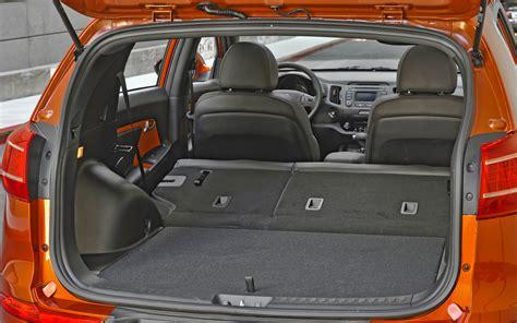 Kia Sportage Boot Space Litres Trunk Space Comparison On Suvs Autos Post