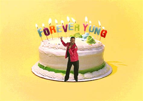 Happy Birthday Meme Gif - birthday cake gifs find share on giphy