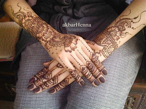 gambar 100 gambar henna tangan cantik simple beserta motif