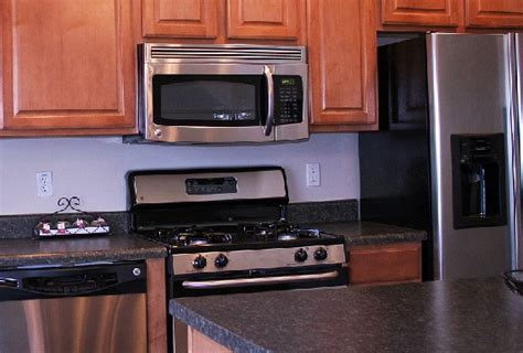 How To Install Kitchen Cabinet by Over The Range Microwave Installation Cost