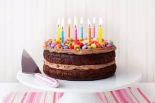 Birthday Cake Easy Birthday Cake Ilovecooking